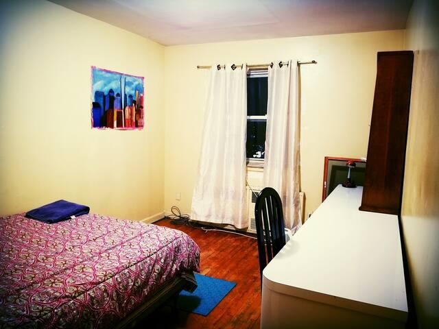 Cute, Quite, Private Room.