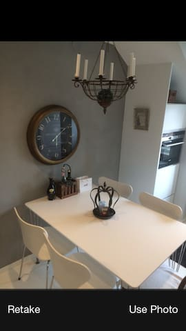 Unique and quiet seaside apartment - Danderyd - Flat