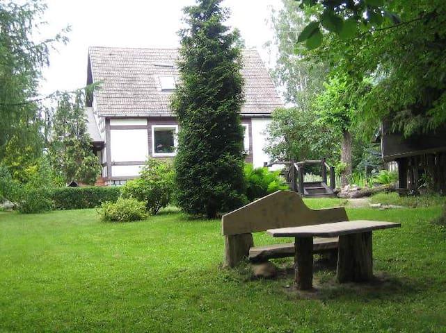 Ferienwohnung am Schlosspark - Straupitz