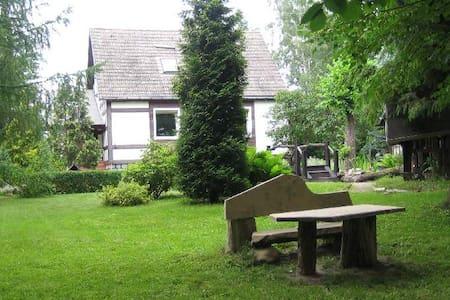Ferienwohnung am Schlosspark - Straupitz - Appartement