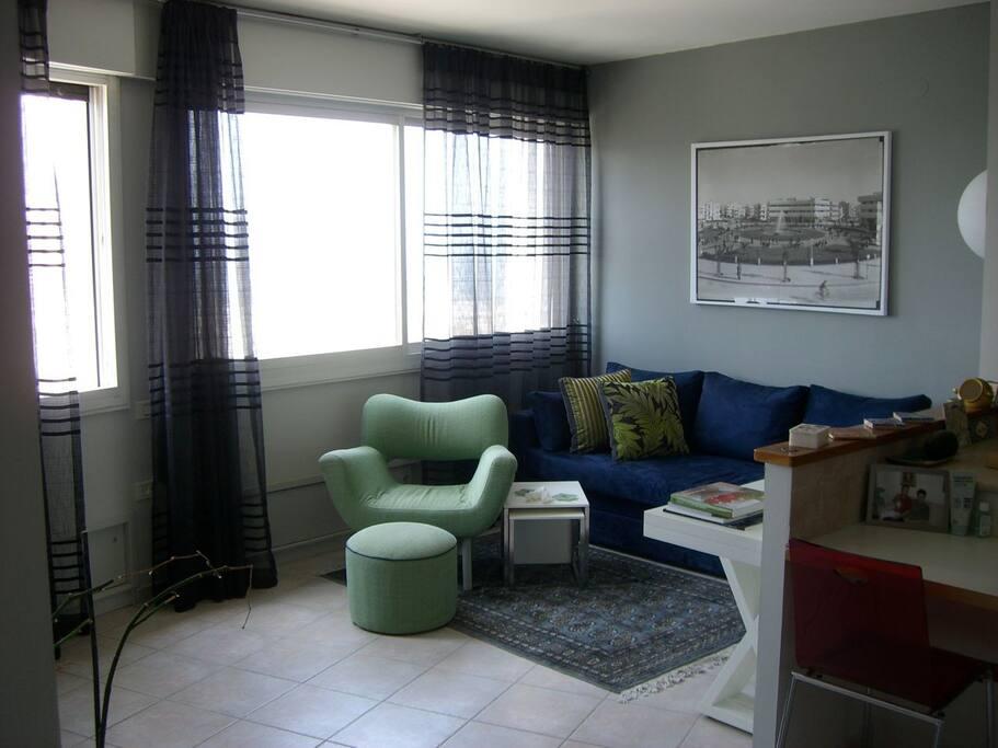 Living room - othe side