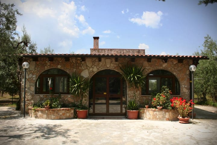 Villa among the olive trees - Andria - 別荘