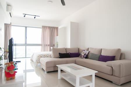 Comfy stylish studio between KL & PJ - Petaling Jaya - Lägenhet