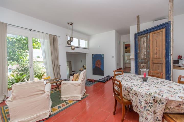 Relais Il Gabbiano - Ponente - Stromboli - Wohnung