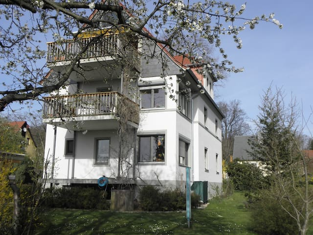 Cosy Appartem. in Dresden/Radebeul - Radebeul - Apartment
