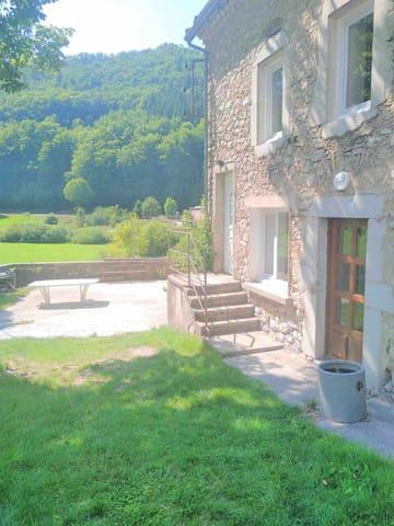 Appartement dans un hameau du Vercors