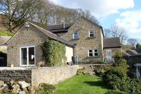 Large double room in Peak District - Hathersage, Hope Valley - 獨棟