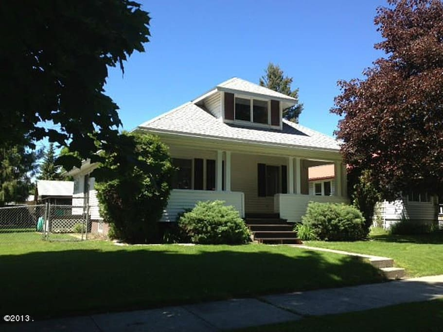 Spacious Downtown Kalispell House Houses For Rent In