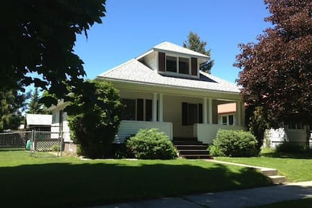 Spacious Downtown Kalispell House - Kalispell - 一軒家
