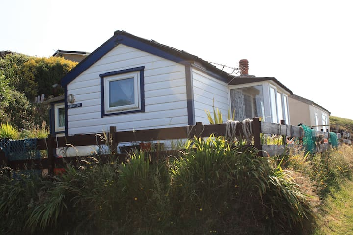 Dog friendly cliffside beach house - Cornwall - Casa