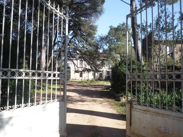 Rustic Manoir Montpellier Languedoc - Saint-Georges-d'Orques - Lejlighed