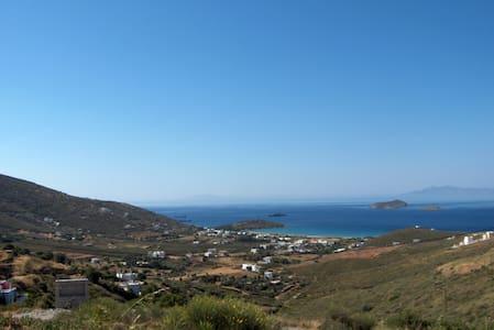 Suberb Aegean villa 94m² - Andros