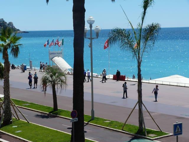 deux pièces face à la mer - Niza - Departamento