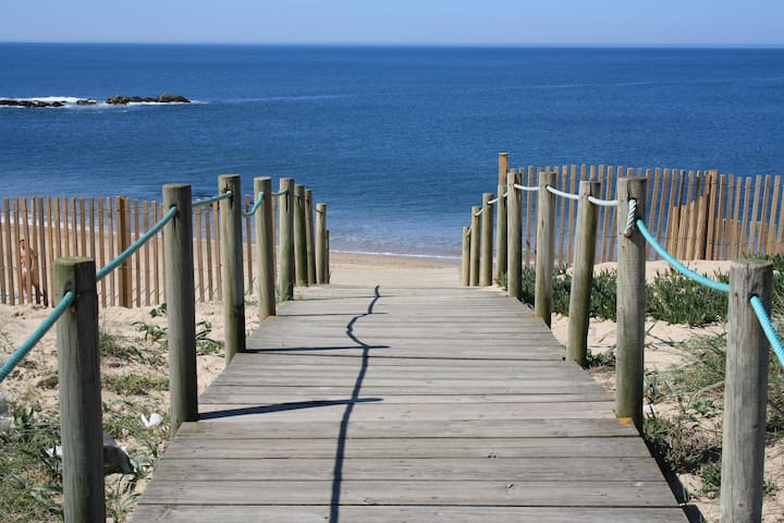 PerfectSpot: Modern Apt+Beach+Porto - Vila Nova de Gaia - Apartment