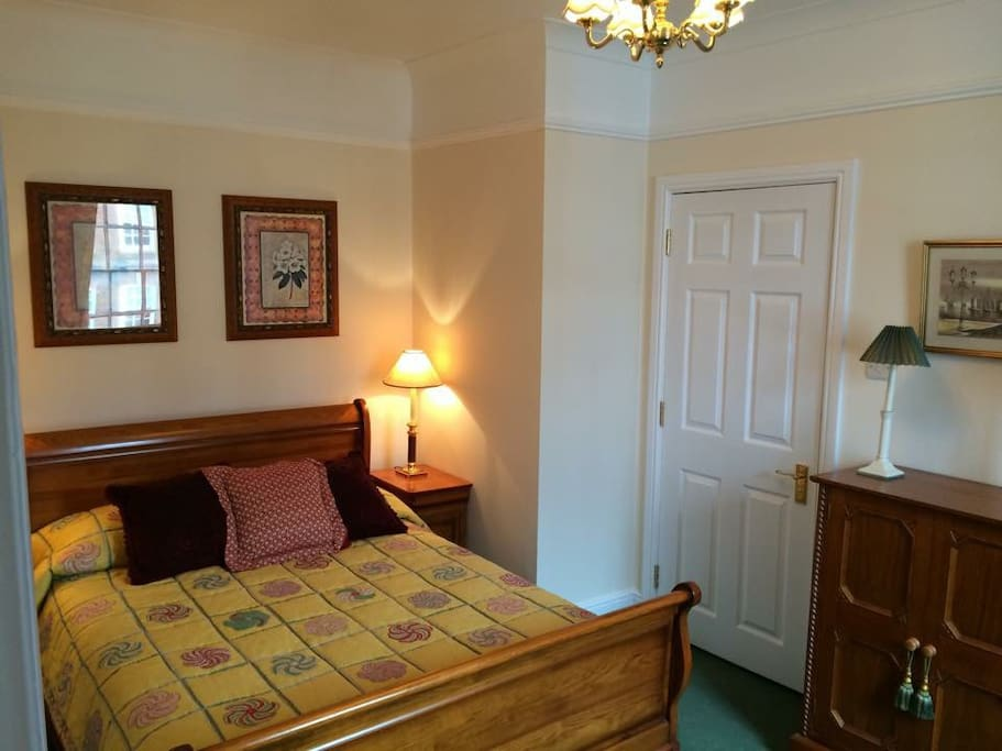 Double room overlooking Castle Square