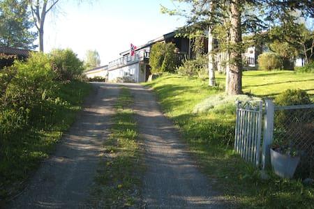 Hybelleilighet på bakkeplan m/hage - Ski