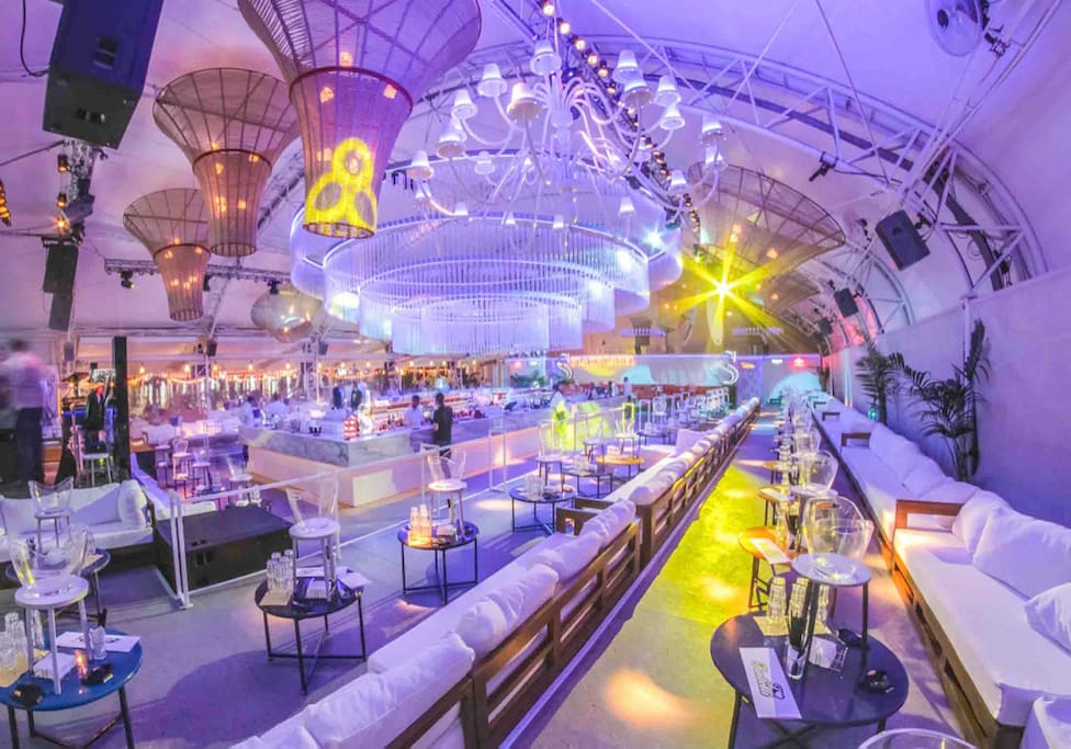 Night Club and Night Life in Mamaia Resort part of Constanta