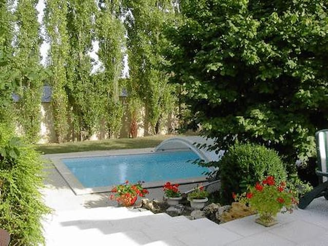 Vacances coeur du Marais Poitevin - Le Vanneau-Irleau - Casa