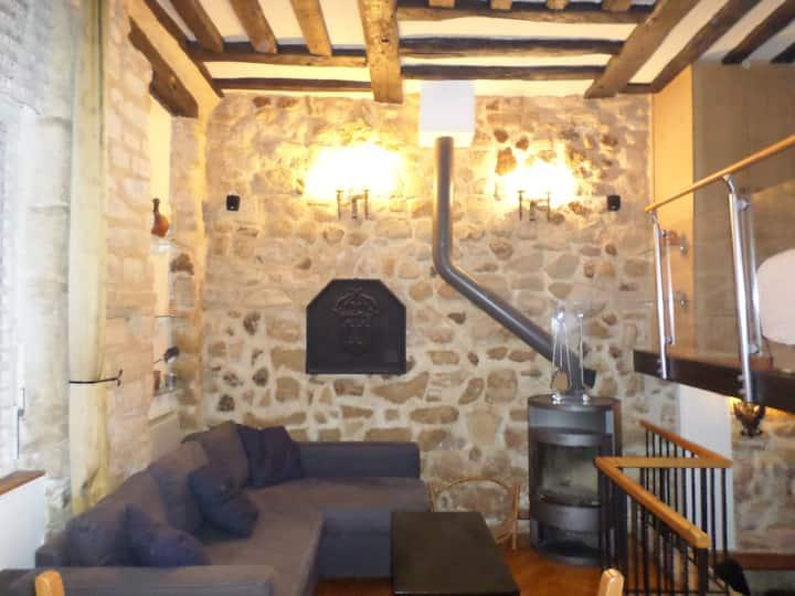 Loft 107 rue Mouffetard