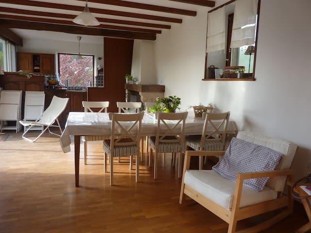 maison à Ornans sur la rivière Loue - Ornans - Ev
