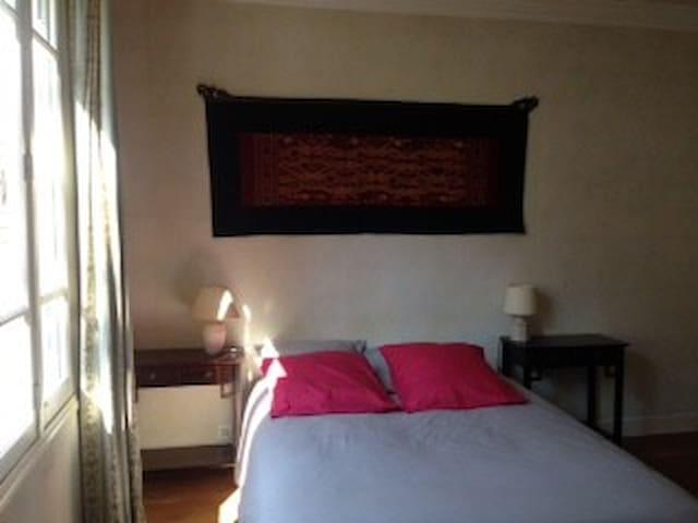 Chambre  et salon privatif Auxerre