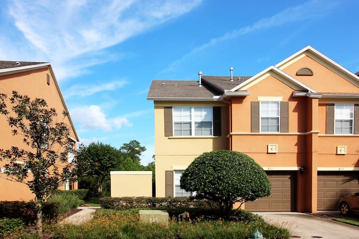 Beautiful townhome Kissimmee - Kissimmee - Byt