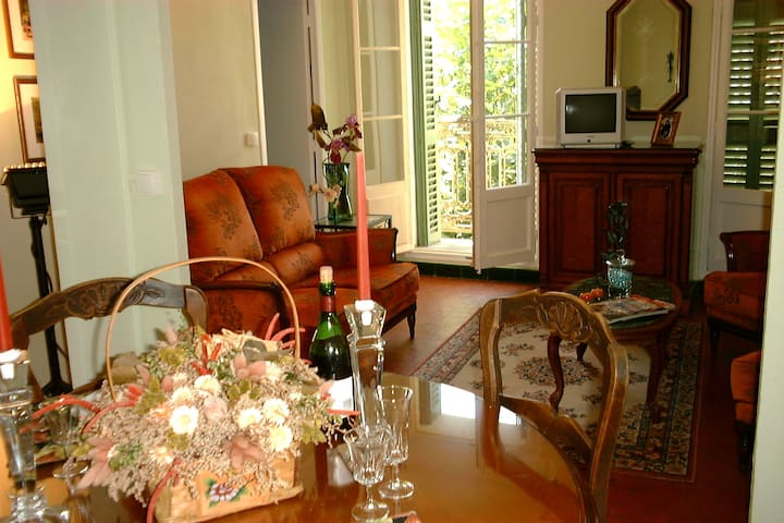 Charming apartment in Provence - Collobrières - Apartemen