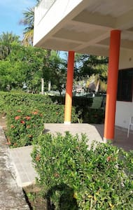 Habitacion San Antero Cordoba para 4 personas