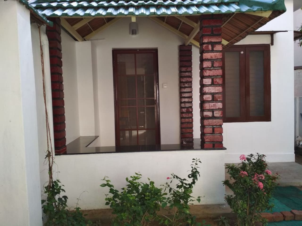 Nest-Sathamangalam is a cute independent house with garden