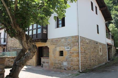Casa Rural con encanto, Cabuérniga - Terán - Huis