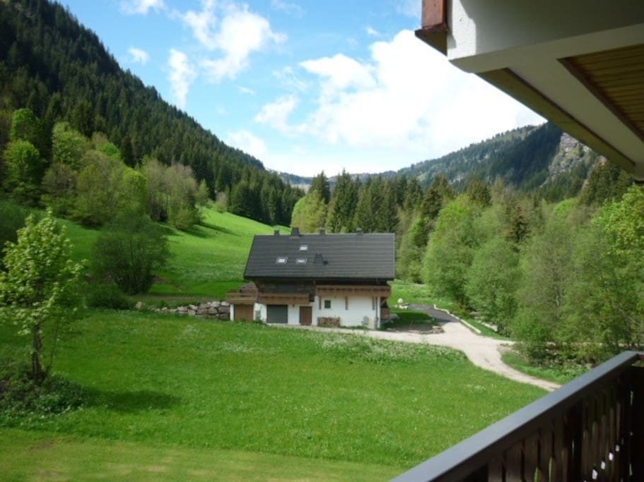 balcon view