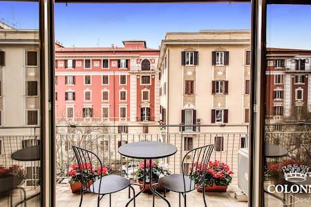 San Giovanni Apartment with Balcony