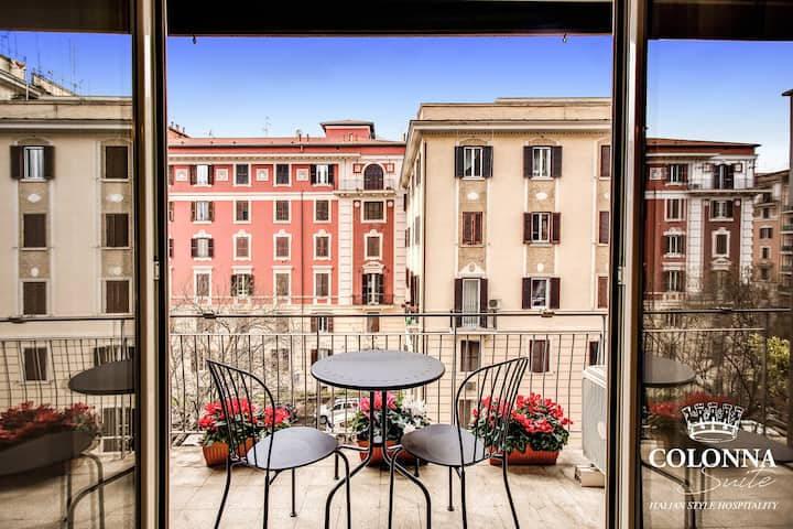 San Giovanni Apartment with Balcony