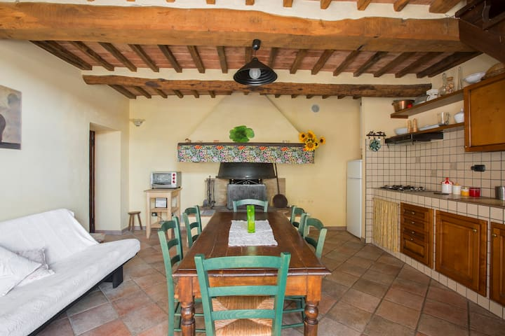 Toscana vacanze da sogno-Il Camino - Sovicille - Apartemen