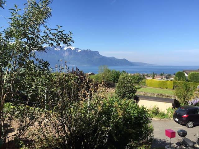 La Tour-de-Peilz- séjour entre lac et montagne - La Tour-de-Peilz