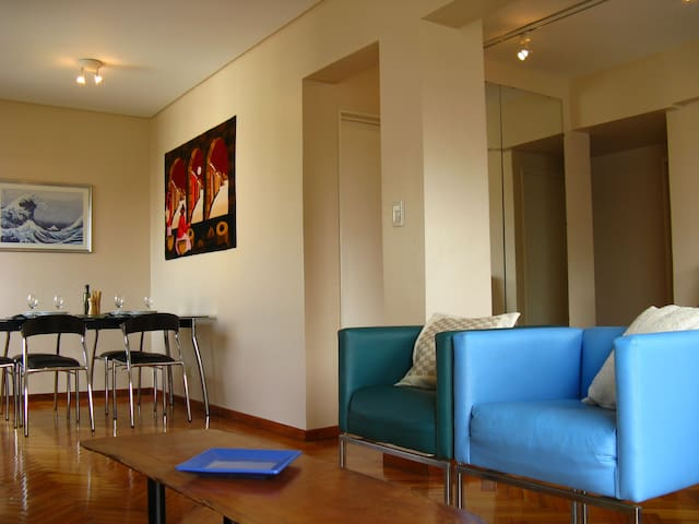 Modern bright flat in San Telmo - Buenos Aires - Byt