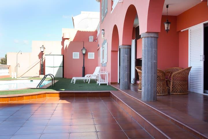 Villa para 8 personas con piscina privada