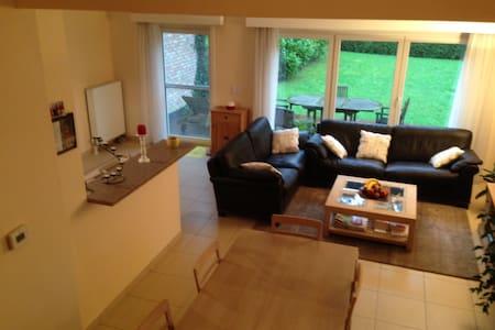 Quiet charming house with garden - Braine-l'Alleud, Waterloo - Casa