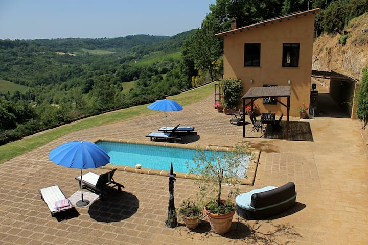 Country House, Pool, Garden, View! - Orvieto - Villa