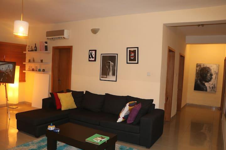 Serviced Modern Home with 24 hr Power in Lekki 1