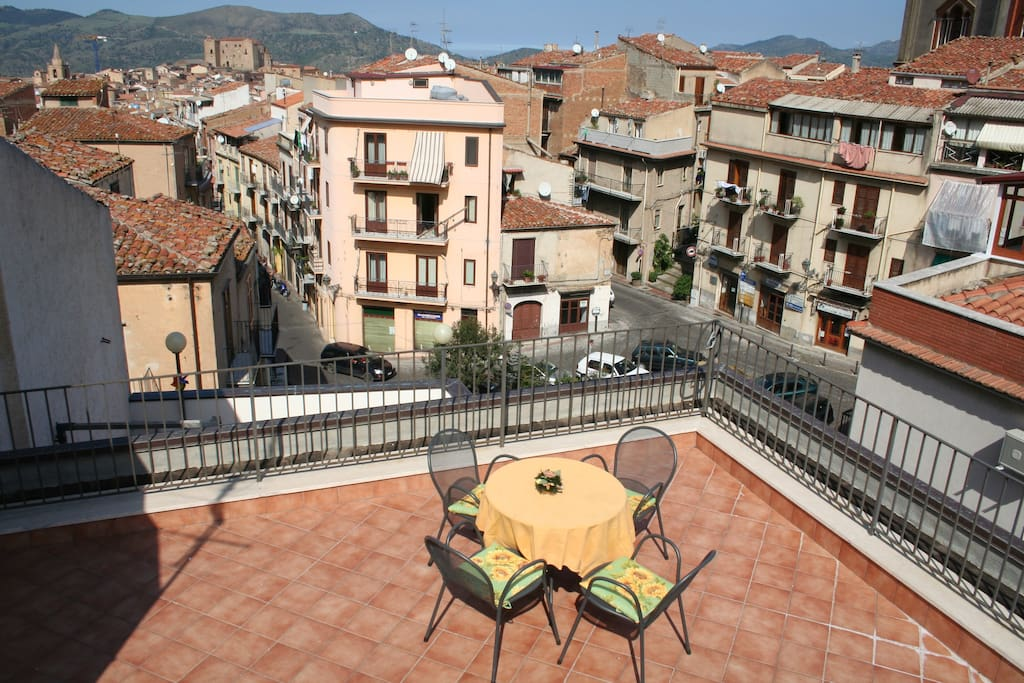 Terrazza panoramica - Panoramic terrace