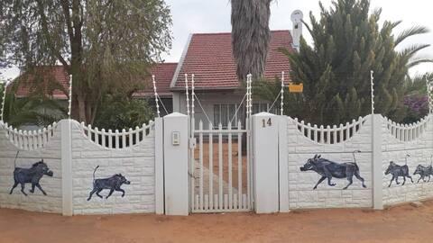 Happy Warthog House | Gobabis