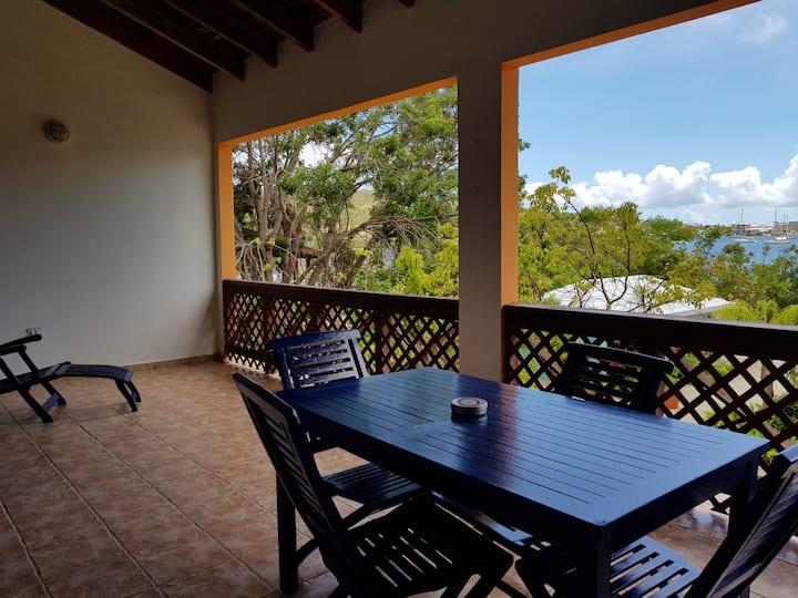 Hostal Casa Culebra Villa 6 (bay front, boat slip)