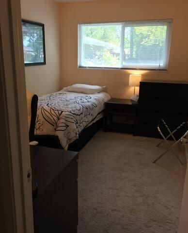 Private Room and a Comfy Home. - Sacramento - Casa