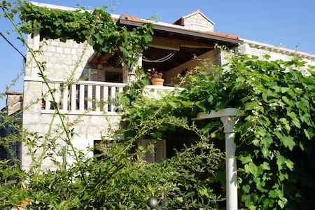 Villa Franka Apartment Lopud Island - ドゥブロヴニク