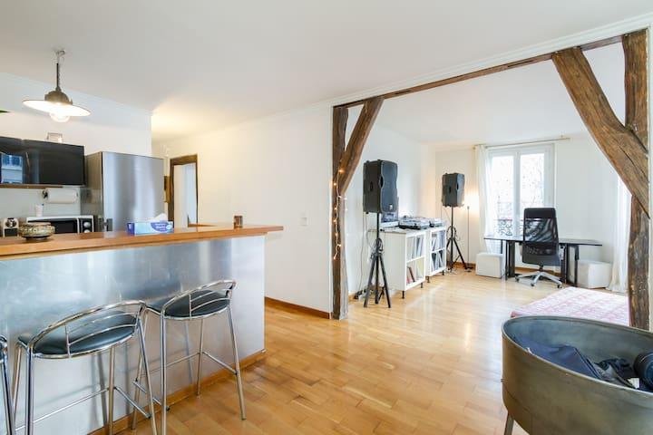 appartement vavin - Paris - Apartemen