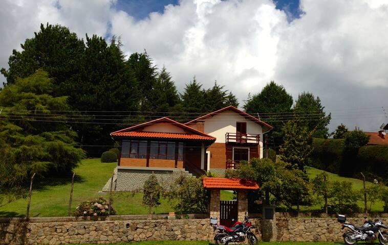 Viva a natureza - Monte Verde MG - Monte Verde - Chalet