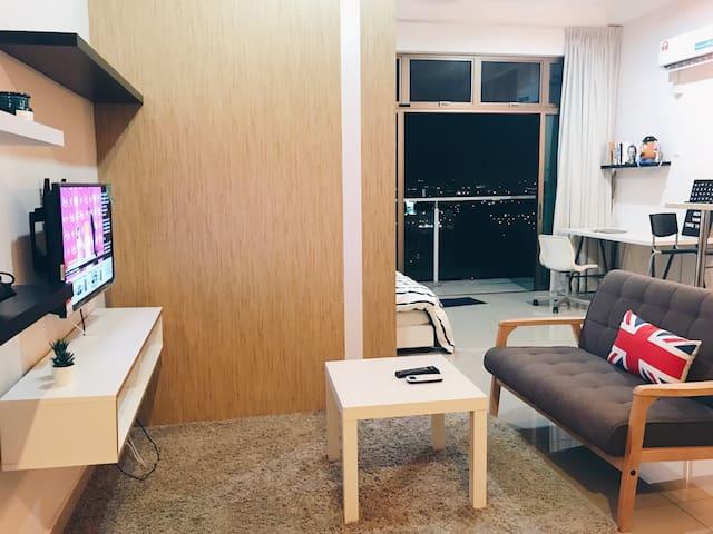 ❤️【CITYVIEW+Netflix】MOUNT AUSTIN〖5min Ikea,Aeon〗❤️