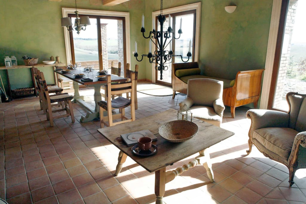 TUSCANY FOREVER RESIDENCE  VILLA TERRA GROUND FLOOR APARTMENT