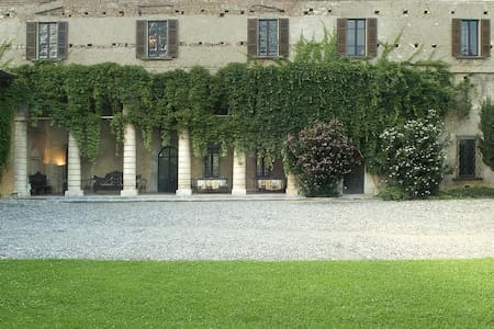 Palazzo Torri historic Manor House in Franciacorta - Corte Franca - 别墅